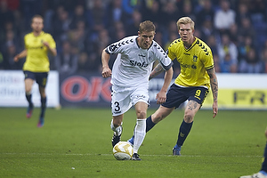 Morten Rasmussen (AC Horsens), Simon Makienok Christoffersen (Br�ndby IF)