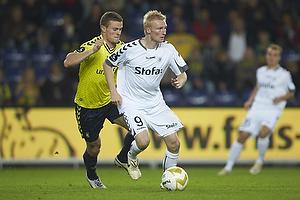 Steffen Kielstrup (AC Horsens), Lasse Kryger (AC Horsens)