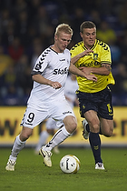 Steffen Kielstrup (AC Horsens), Mikkel Thygesen (Br�ndby IF)