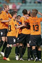 Jeppe Gr�nning (Viborg FF), Simon Nagel (Viborg FF), Jonas Thorsen (Viborg FF)