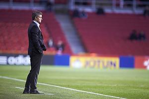 Ole Gunnar Solskj�r, cheftr�ner (Molde FK)