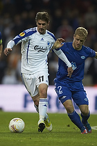 C�sar Santin (FC K�benhavn), Kristoffer Vatshaug (Molde FK)