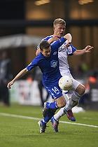 Martin Linnes (Molde FK), Andreas Cornelius (FC K�benhavn)