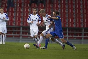Andreas Cornelius (FC K�benhavn), Daniel Hestad, anf�rer (Molde FK)