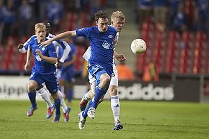 Vegard Forren (Molde FK), Andreas Cornelius (FC K�benhavn)