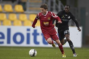 Morten Nordstrand (FC Nordsj�lland), Tidiane Sane (Randers FC)