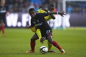 Oke Akpoveta (Br�ndby IF), Izunna Arnest Uzochukwu (FC Midtjylland)