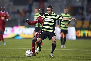 Magnus Lekven (Esbjerg fB), Enoch Adu (FC Nordsj�lland)