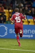 Joshua John, m�lscorer (FC Nordsj�lland)