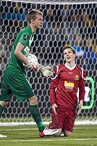 Morten Nordstrand (FC Nordsj�lland), Lukas Hradecky (Esbjerg fB)