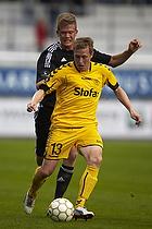 Andreas Cornelius (FC K�benhavn), Thomas Kortegaard (AC Horsens)