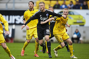Nicolai J�rgensen (FC K�benhavn), Steffen Kielstrup (AC Horsens), Lasse Kryger (AC Horsens)