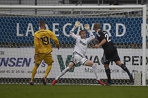 Andreas Cornelius (FC K�benhavn), Frederiks R�nnow (AC Horsens), Mads Agesen (AC Horsens)