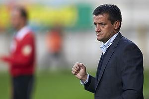 Johnny M�lby, cheftr�ner (AC Horsens)