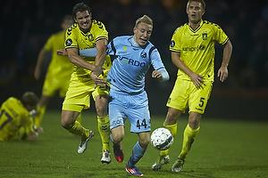 Jan Kristiansen (Br�ndby IF), Nicolai Brock-Madsen (Randers FC)