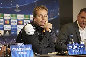 Kasper Hjulmand, cheftr�ner (FC Nordsj�lland)