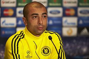 Roberto Di Matteo, cheftr�ner (Chelsea FC)