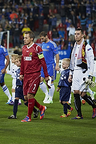 Nikolaj Stokholm, anf�rer (FC Nordsj�lland), Jesper Hansen (FC Nordsj�lland)