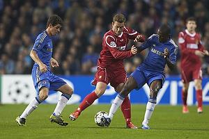 Oscar (Chelsea FC), Kasper Lorentzen (FC Nordsj�lland)
