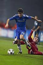 Oscar (Chelsea FC), Mikkel Beckmann (FC Nordsj�lland)