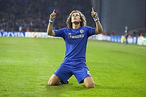 David Luiz, m�lscorer (Chelsea FC)