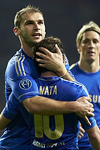 Juan Mata, m�lscorer (Chelsea FC)