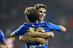 Juan Mata, m�lscorer (Chelsea FC), Oscar (Chelsea FC)