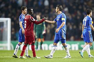 Frank Lampard, anf�rer (Chelsea FC), Oriol Romeu  (Chelsea FC)
