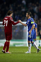 Frank Lampard, anf�rer (Chelsea FC), Ivan Runje (FC Nordsj�lland)