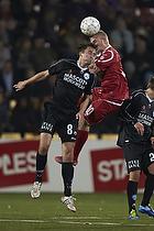 Lasse Petry (FC Nordsj�lland), Bjarni Vidarsson (Silkeborg IF)