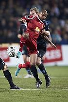 Joshua John (FC Nordsj�lland), Emil La Cour (Silkeborg IF), Dennis Flinta (Silkeborg IF)