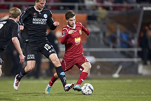 Andreas Laudrup (FC Nordsj�lland), Sune Kilerich (Silkeborg IF)