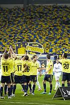 Dennis Rommedahl (Br�ndby IF), Jens Larsen (Br�ndby IF), Mike Jensen (Br�ndby IF), Anders Randrup (Br�ndby IF), Daniel Stenderup (Br�ndby IF), Dario Dumic (Br�ndby IF), Jan Kristiansen (Br�ndby IF), Simon Makienok Christoffersen (Br�ndby IF)