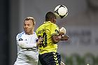 Lars Jacobsen, anf�rer (FC K�benhavn), Quincy Antipas (Br�ndby IF)
