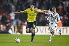 Dario Dumic (Br�ndby IF), Andreas Cornelius (FC K�benhavn)