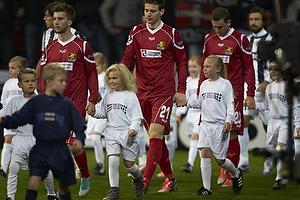 Andreas Laudrup (FC Nordsj�lland), Ivan Runje (FC Nordsj�lland)
