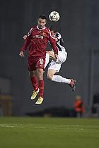 Mikkel Beckmann (FC Nordsj�lland), Leonardo Bonucci (Juventus FC)