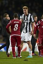 Nicklas Bendtner (Juventus FC), Patrick Mtiliga (FC Nordsj�lland)
