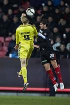Simon Makienok Christoffersen (Br�ndby IF), Kristian Ipsa (FC Midtjylland)