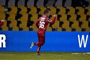 Kristian Lindber, m�lscorer (FC Nordsj�lland)