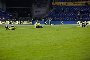 Jens Larsen (Br�ndby IF), Franck Semou (Br�ndby IF), Simon Makienok Christoffersen (Br�ndby IF)