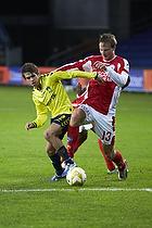 Sune Kilerich (Silkeborg IF), Mathias Gehrt (Br�ndby IF)