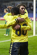 Quincy Antipas (Br�ndby IF), Mathias Gehrt (Br�ndby IF)