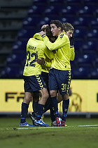 Mathias Gehrt (Br�ndby IF), Frederik Holst (Br�ndby IF)