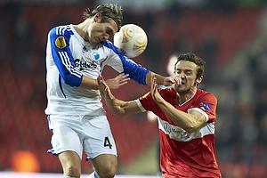 Kris Stadsgaard (FC K�benhavn), Christian Gentner (VfB Stuttgart)