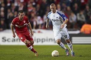 Ragnar Sigurdsson (FC K�benhavn), Igor Vetokele (FC K�benhavn)