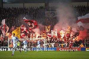 VfB Stuttgart-fans