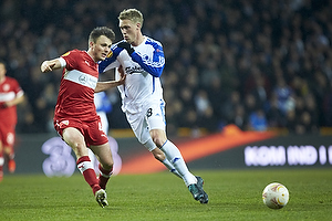 Nicolai J�rgensen (FC K�benhavn), William Kvist (VfB Stuttgart)