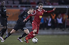 Morten Nordstrand (FC Nordsj�lland), Chris S�rensen (Randers FC)
