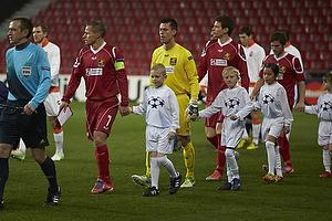 Nikolaj Stokholm (FC Nordsj�lland), Jesper Hansen (FC Nordsj�lland)